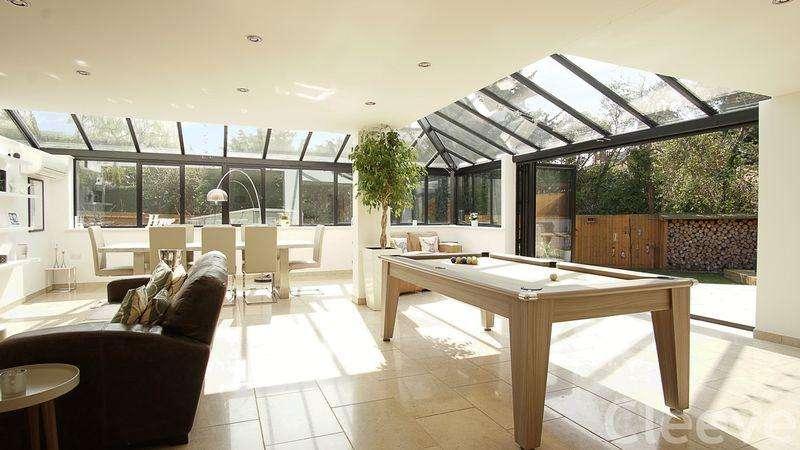 4 Bedrooms Detached House for sale in Dibden Lane, Alderton