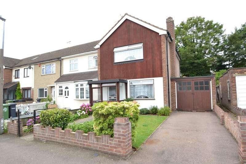 3 Bedrooms End Of Terrace House for sale in Lichfield Way, Broxbourne, EN10