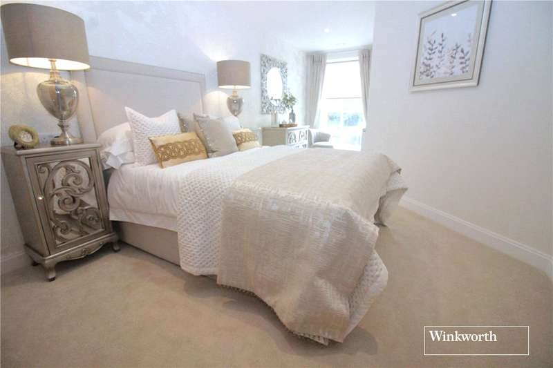 1 Bedroom Retirement Property for sale in Goldwyn House, Studio Way, Borehamwood, Hertfordshire, WD6