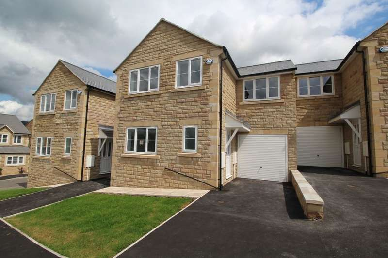 4 Bedrooms Terraced House for sale in Paradise Street, Hadfield, Glossop, SK13