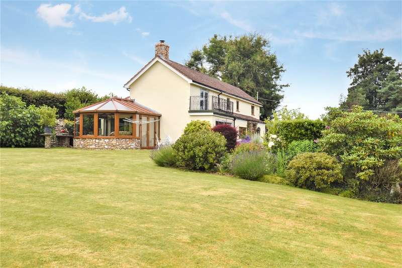 4 Bedrooms Detached House for sale in Hemyock, Cullompton, Devon, EX15