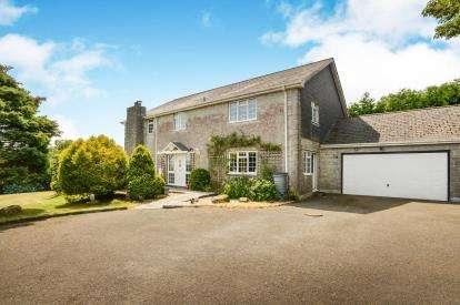 5 Bedrooms Detached House for sale in Liskeard, Cornwall, Uk