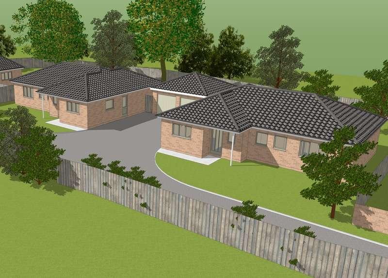 3 Bedrooms Detached Bungalow for sale in Plot 2, Garden Lane, Worlingham