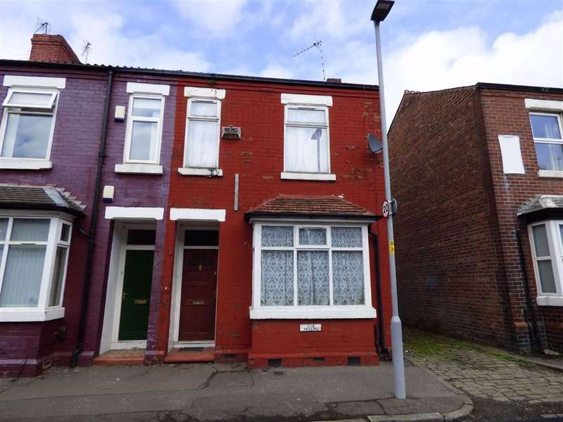 3 Bedrooms End Of Terrace House for sale in Brailsford Road, Fallowfield, Manchester, M14
