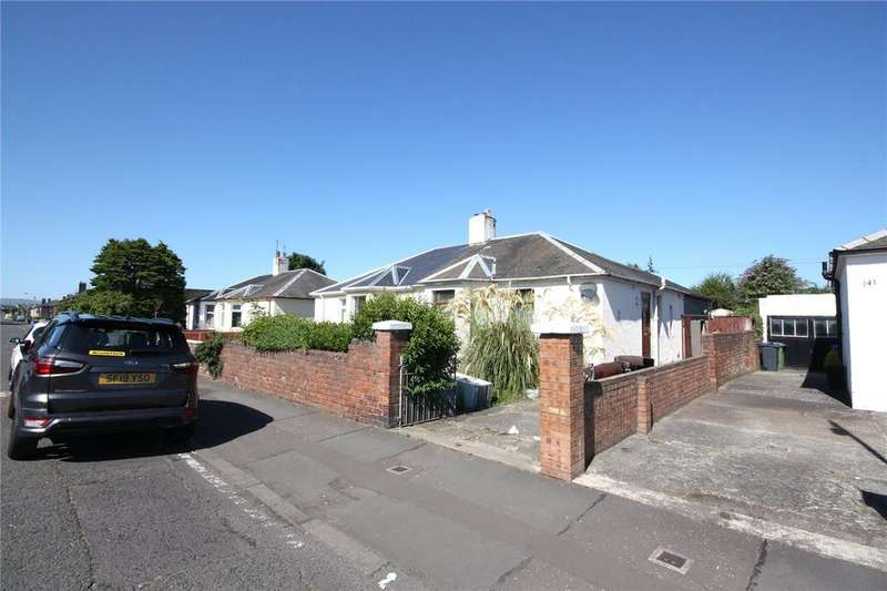 3 Bedrooms Bungalow for sale in 139 Lochside Road, Ayr, South Ayrshire, KA8
