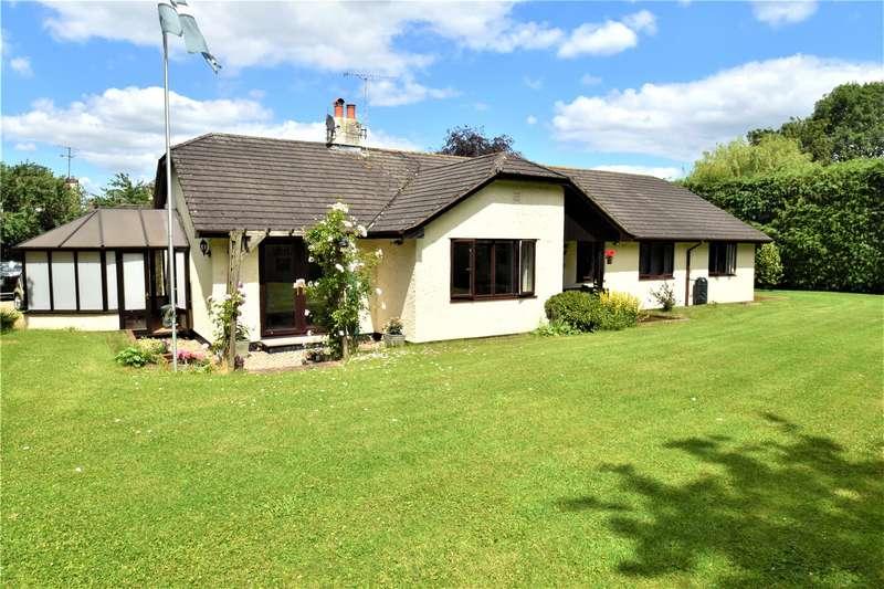 4 Bedrooms Detached Bungalow for sale in Lower Town, Halberton, Tiverton, Devon, EX16