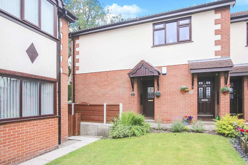 1 Bedroom Apartment Flat for sale in Vicarage Gardens, Hyde, Cheshire, SK14