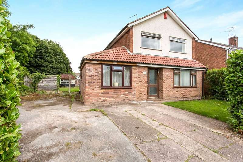 4 Bedrooms Detached House for sale in Longdown Road, Congleton, Cheshire, CW12