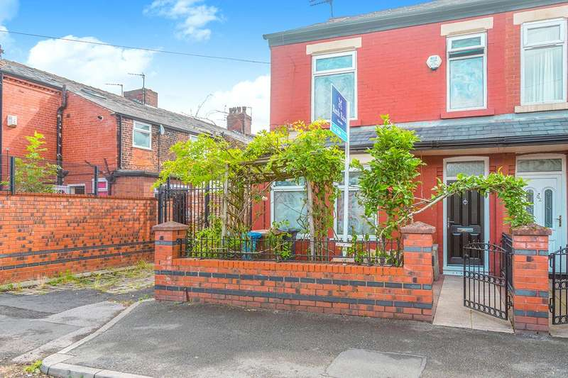 3 Bedrooms End Of Terrace House for sale in Tootal Drive, Salford, M5