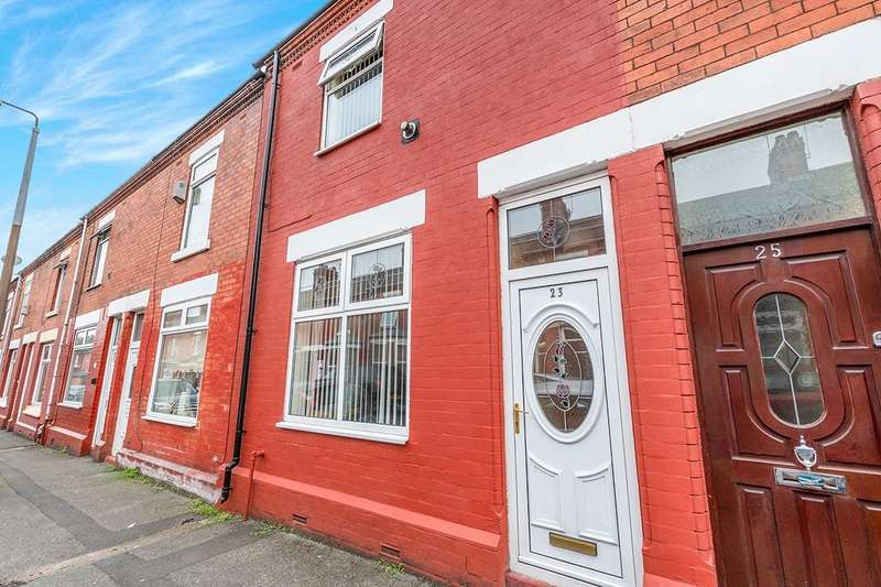 3 Bedrooms House for sale in Park Road, Widnes, Cheshire, WA8