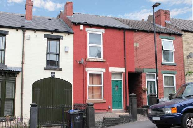3 Bedrooms Terraced House for sale in Myrtle Road, Sheffield, South Yorkshire, S2 3HH