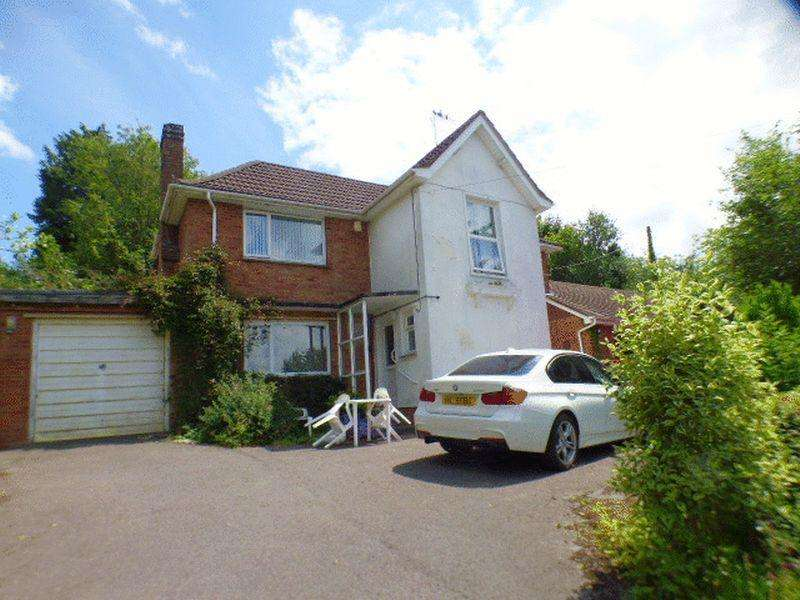 4 Bedrooms Detached House for sale in Buckshaft Road, Cinderford