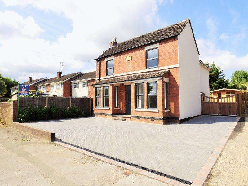 4 Bedrooms Detached House for sale in Painswick Road, Gloucester