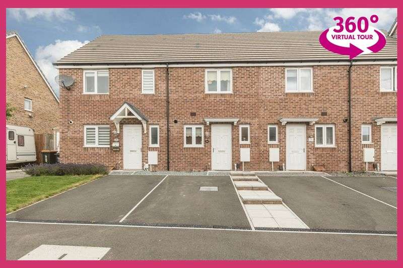 2 Bedrooms Property for sale in Aberthaw Court, Newport