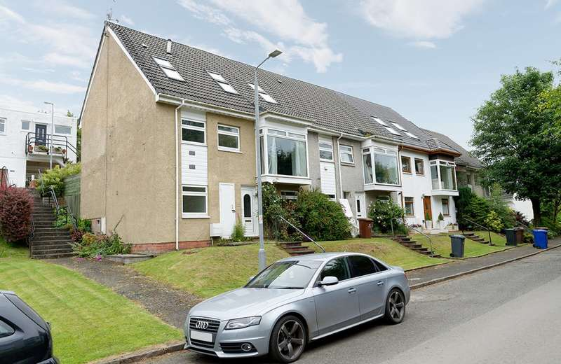 7 Bedrooms End Of Terrace House for sale in Castlehill Crescent, Kilmacolm, Inverclyde, PA13 4HY