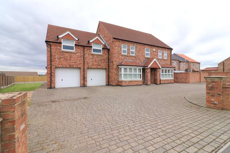 4 Bedrooms Detached House for sale in The Rookery, Scotter, Gainsborough, Lincolnshire, DN21