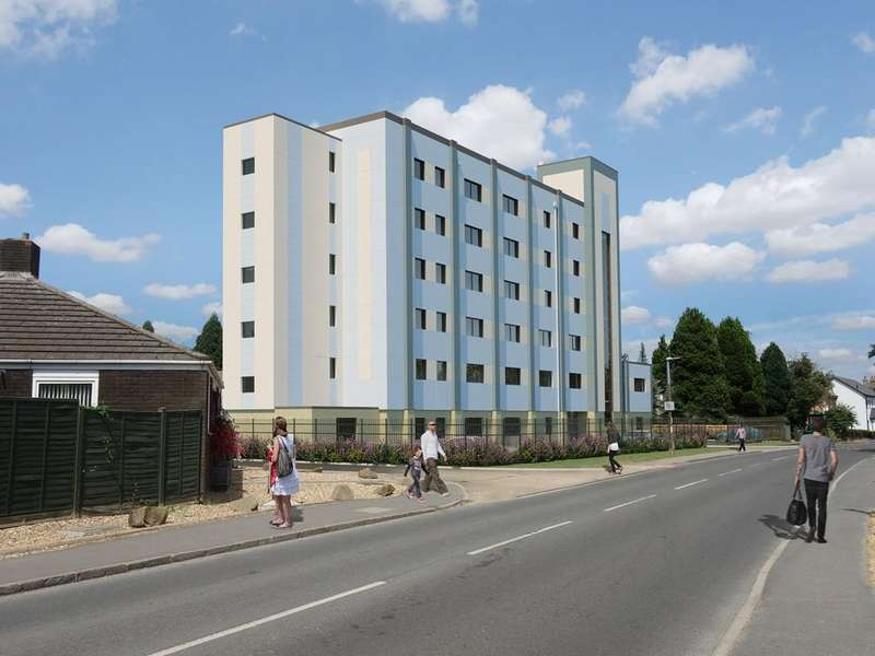 1 Bedroom Apartment Flat for sale in Hitchin Road, Arlesey, SG15