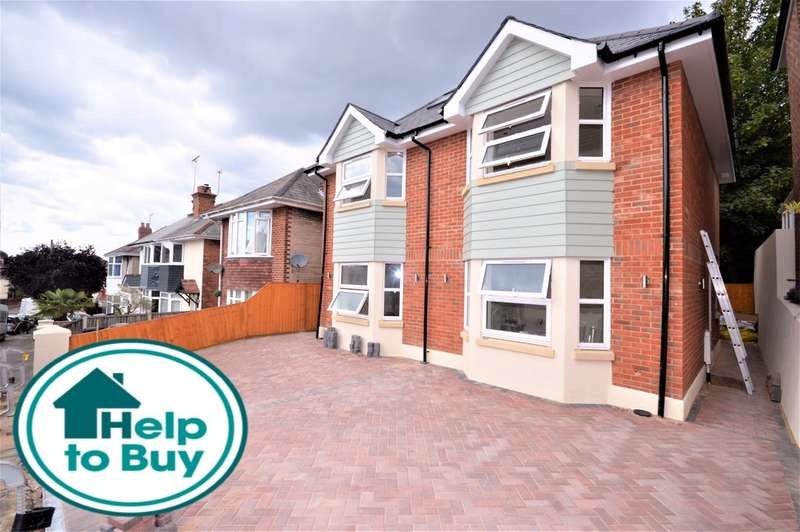 3 Bedrooms Semi Detached House for sale in Portland Road, Bournemouth