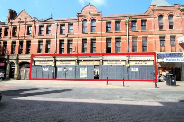 Retail Property (high Street) Commercial for rent in Market Street, Preston, PR1