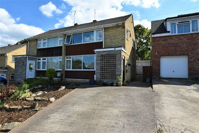 3 Bedrooms Semi Detached House for sale in Orchard Road, Nailsea, Bristol, North Somerset
