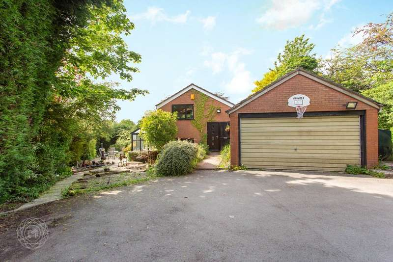 5 Bedrooms Detached House for sale in Scar Lane, Blackburn, Lancashire, BB2