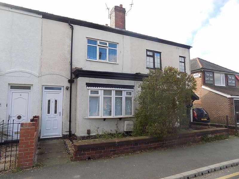3 Bedrooms Terraced House for sale in Fearnhead Lane, Fearnhead, Warrington, WA2