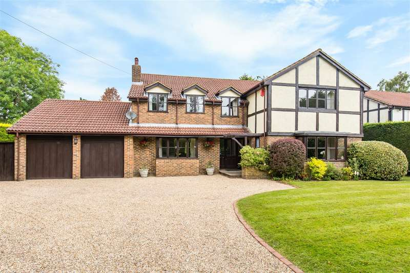 5 Bedrooms Detached House for sale in Rag Hill Road, Tatsfield