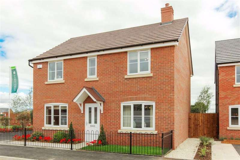 4 Bedrooms Detached House for sale in The Chedworth, Plot, Longford Lane, GL2