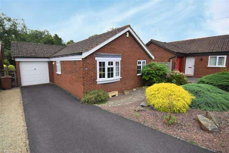 3 Bedrooms Bungalow for sale in Manor Court, Cheltenham, Gloucestershire
