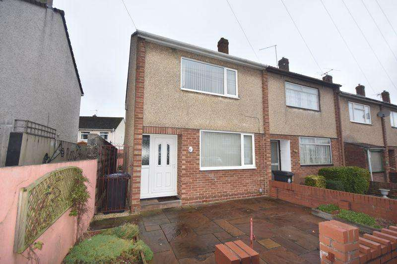 3 Bedrooms End Of Terrace House for sale in Rodney Road Kingswood