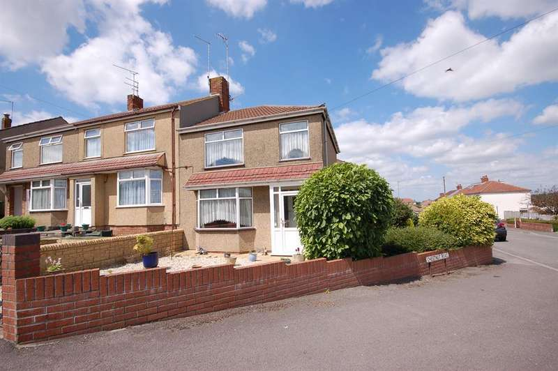 3 Bedrooms Semi Detached House for sale in Chiphouse Road, Kingswood, Bristol, BS15 4TS
