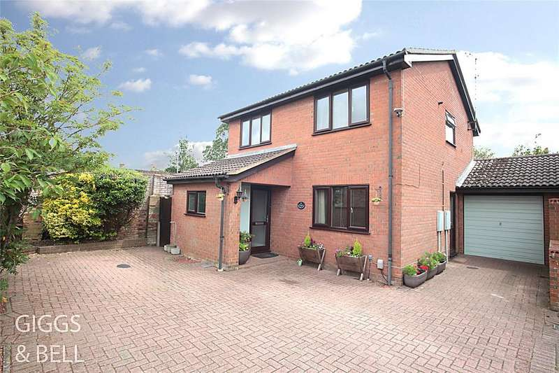 4 Bedrooms Detached House for sale in Mander Close, Toddington, Dunstable, LU5