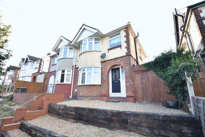 3 Bedrooms Semi Detached House for sale in Crawley Green Road, Luton