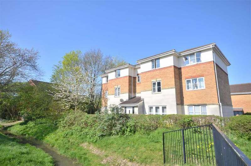 2 Bedrooms Apartment Flat for sale in Bishops Castle Way, Gloucester, GL1
