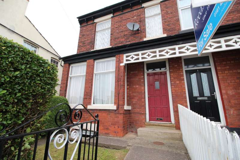 4 Bedrooms End Of Terrace House for sale in Crayfield Road, Levenshulme, Manchester, M19