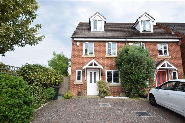 4 Bedrooms End Of Terrace House for sale in Country View, GLOUCESTER, GL4 6RF