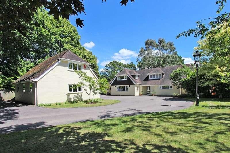 4 Bedrooms Detached House for sale in Forest Park Road, Brockenhurst