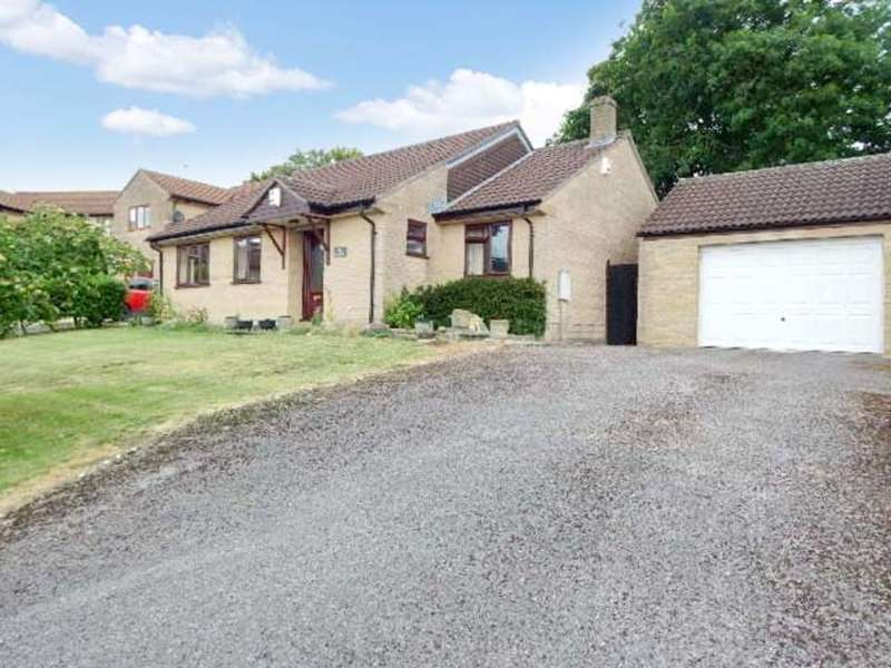 3 Bedrooms Detached Bungalow for sale in Townsend Park, Bruton
