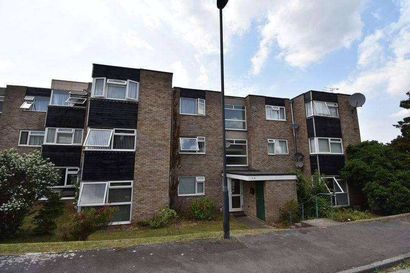 2 Bedrooms Apartment Flat for sale in Overnhill Court Downend