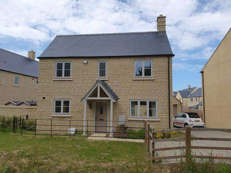 3 Bedrooms Detached House for sale in Yells Way - Fairford - GL7