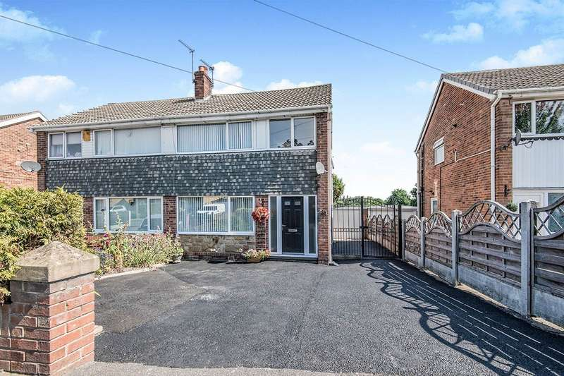 3 Bedrooms Semi Detached House for sale in Towngate, Ossett, WF5