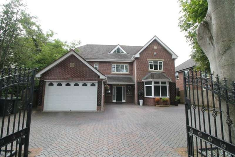 5 Bedrooms Detached House for sale in Derby Road, Freshfield, FORMBY, Liverpool, Merseyside