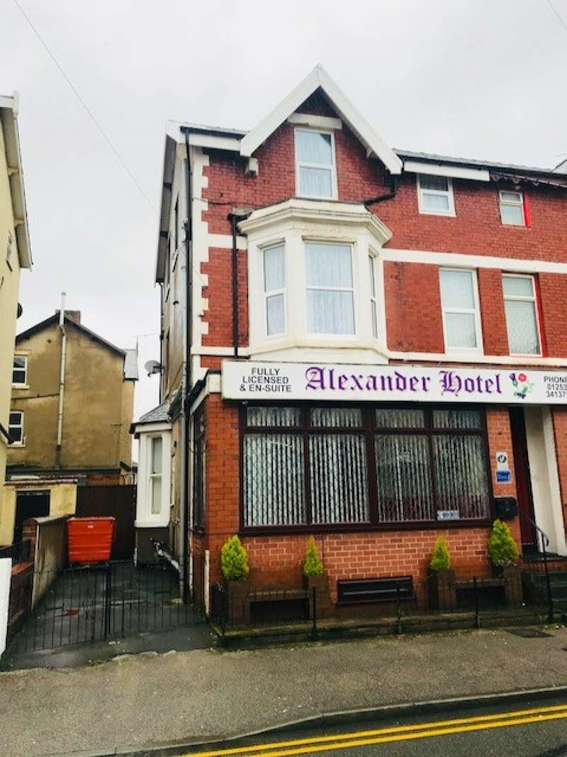 Hotel Gust House for sale in Osborne Road South Shore Blackpool