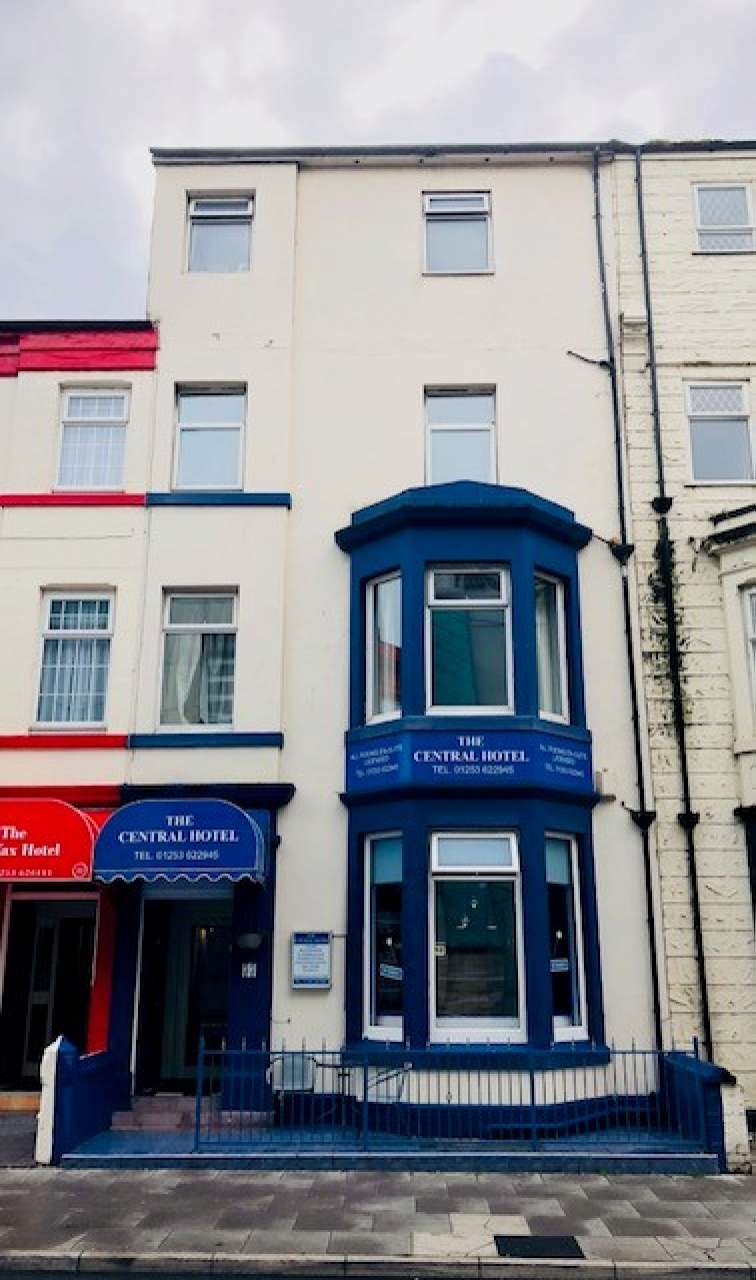 12 Bedrooms Hotel Gust House for sale in Albert Road Central Blackpool