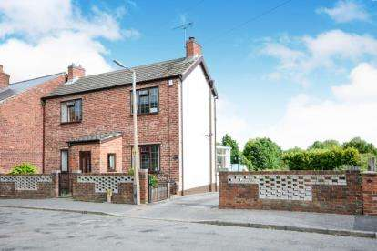 3 Bedrooms Detached House for sale in Mitchell Street, Clowne, Chesterfield, Derbyshire