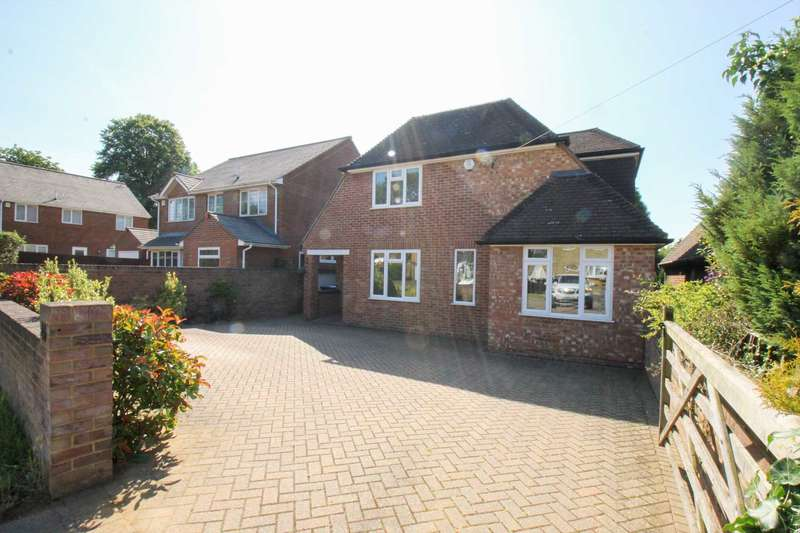 4 Bedrooms Detached House for sale in FOUR bedroom DETACHED with South Facing Garden