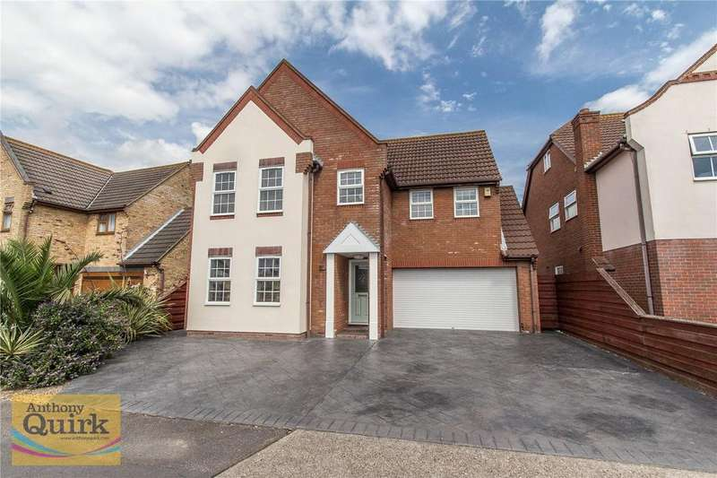 4 Bedrooms Detached House for sale in Western Esplanade, Canvey Island, Essex, SS8
