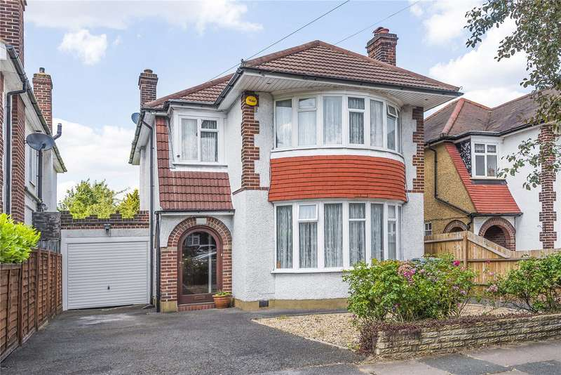 3 Bedrooms Detached House for sale in Suffolk Road, Harrow, Middlesex, HA2