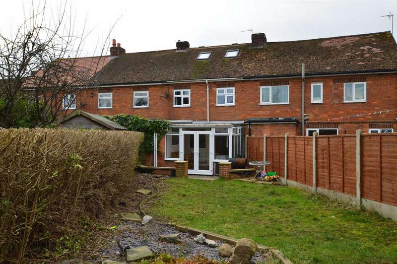 4 Bedrooms Terraced House for sale in Holderness Cottages, Arnold