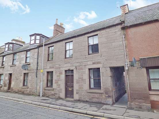 3 Bedrooms Terraced House for sale in High Street, Brechin, Angus, DD9 6HF
